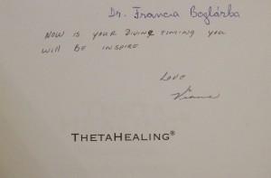 Theta Healing, Cél, oktatás